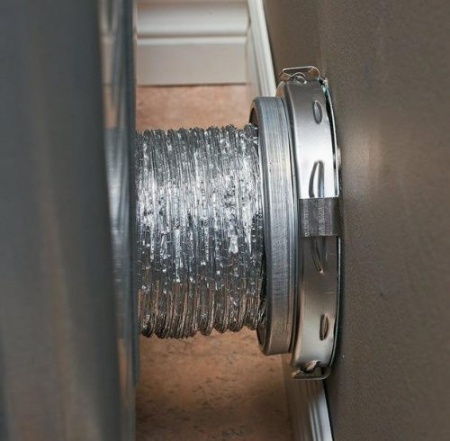 how_to_hook_up_a_dryer_vent_in_a_tight_space